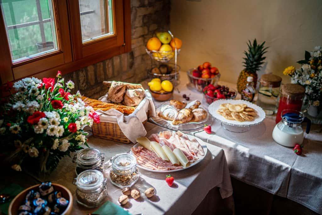 servizi fotografici interior udine colazioni