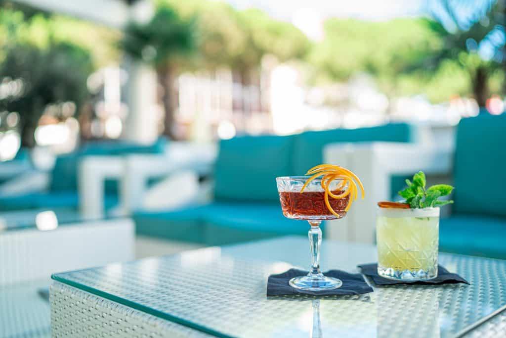 cocktail sul lago di garda