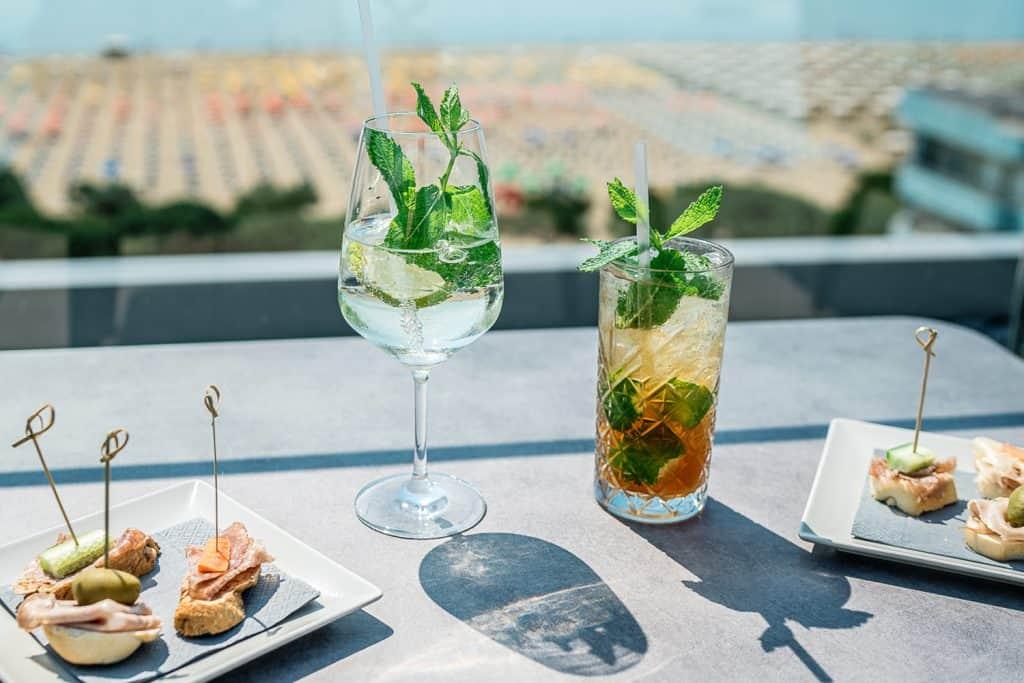 cocktail a lignano sabbiadoro