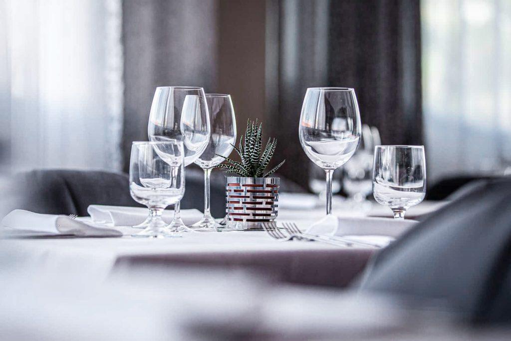 Sala da pranzo in hotel a Caorle