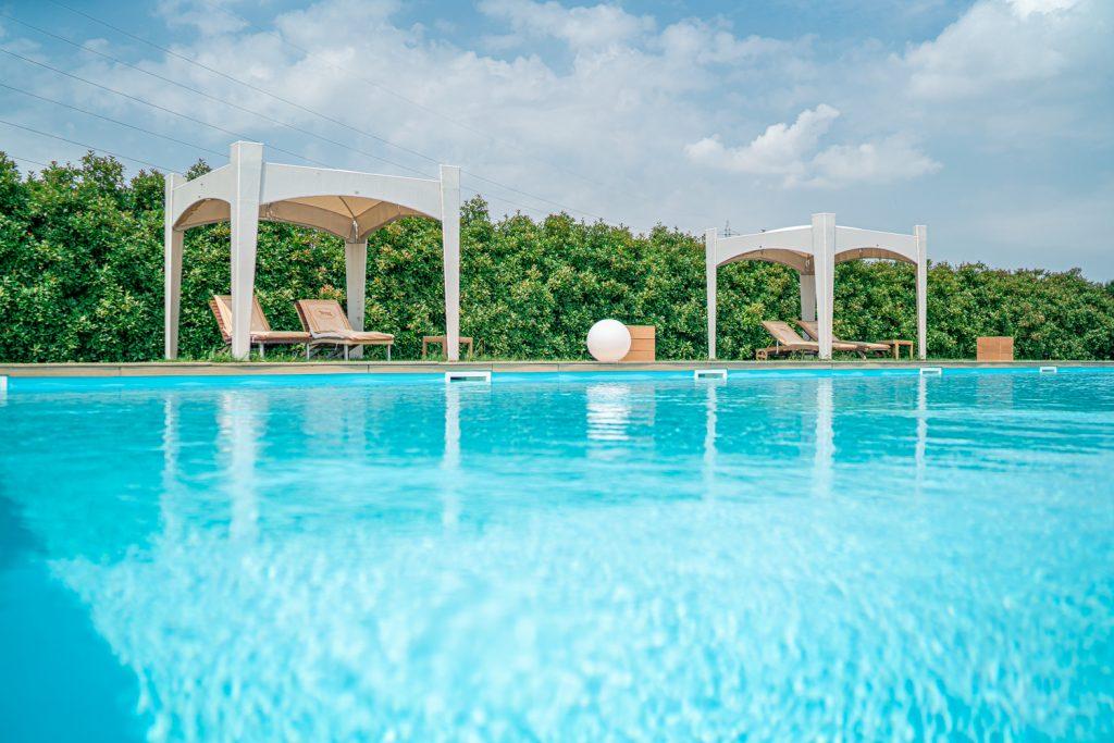 hotel con piscina a Bibione