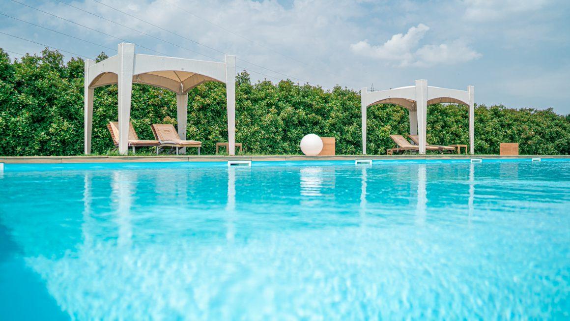 Hotel con piscina, servizi fotografici