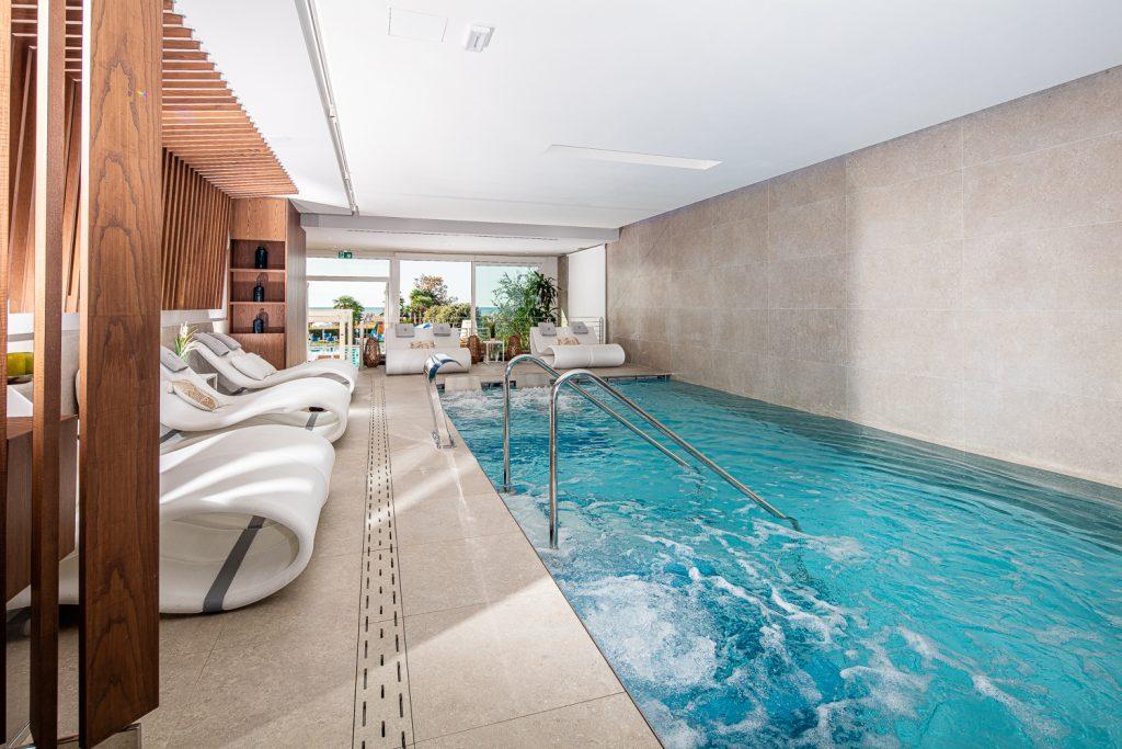 idee per spa e zona benessere in hotel