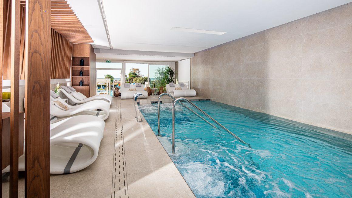 Servizio fotografico e idee per spa e zona benessere in hotel