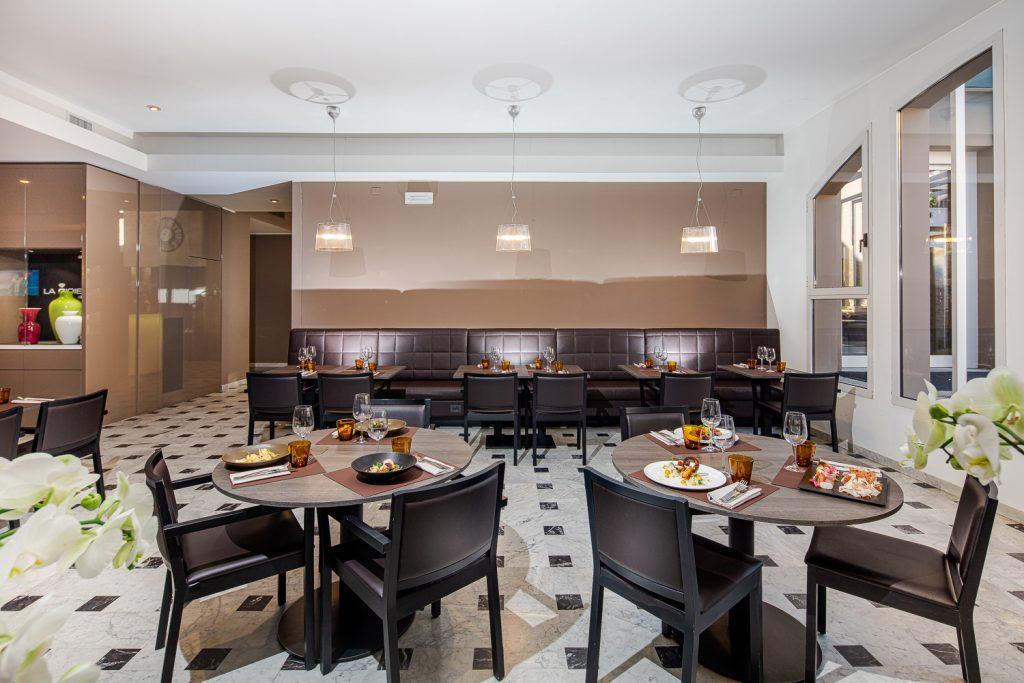 ristorantino in business hotel a gorizia