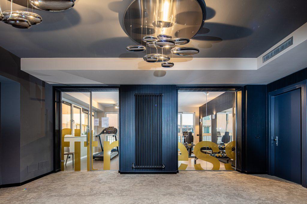 lavori di ritrutturazione di hotel per realizzare una zona fitness e spa in friuli venezia giulia