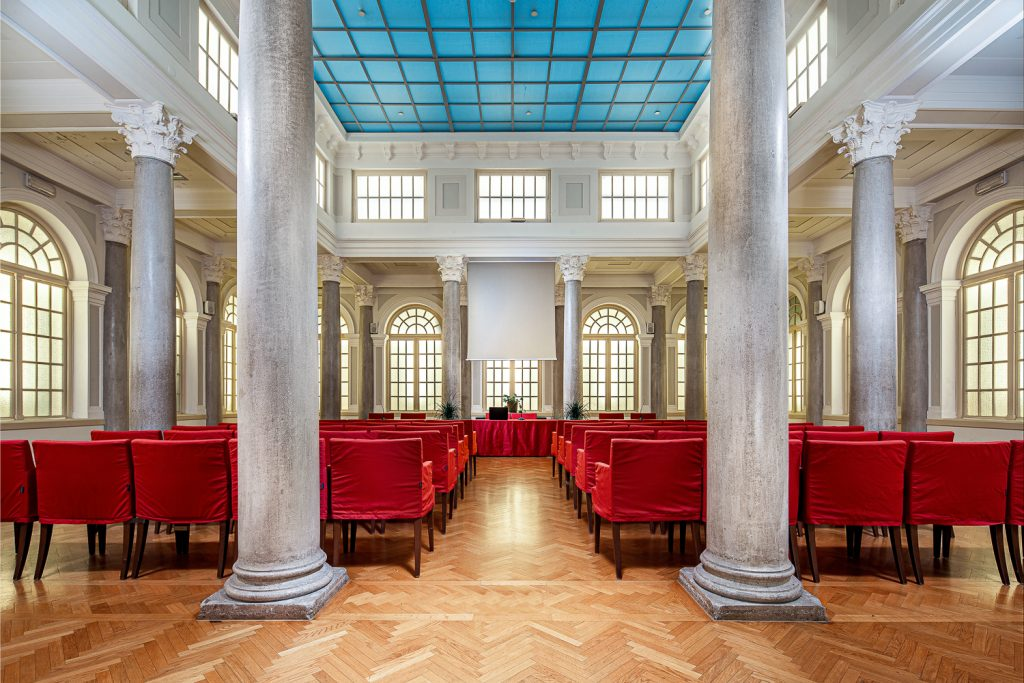 Sala conferenze e congressi a Trieste e Monfalcone